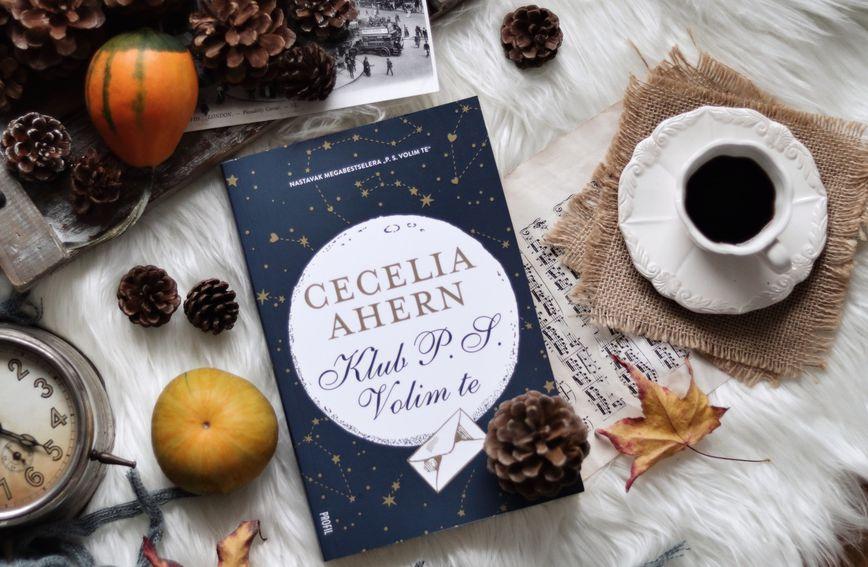 Cecelia Ahern: Klub P.S. Volim te