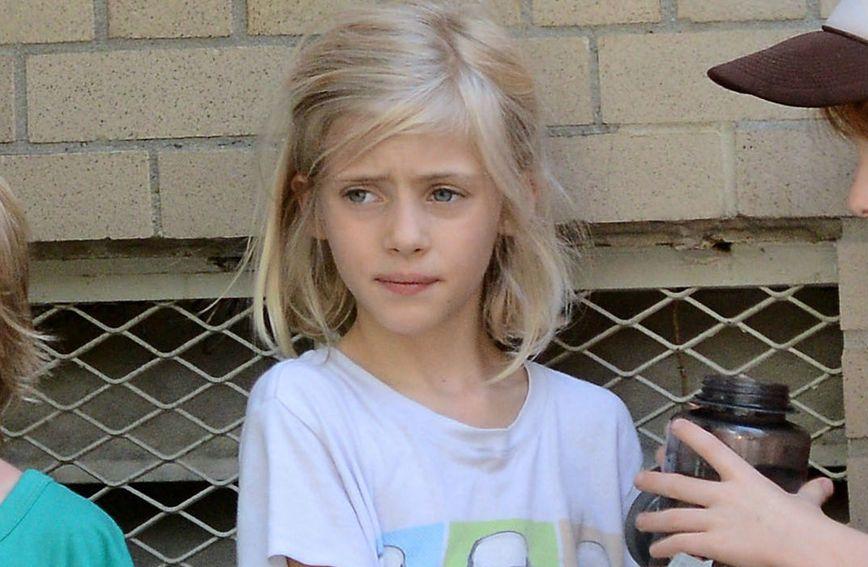 Hazel je kći Julije Roberts i Dannyja Modera