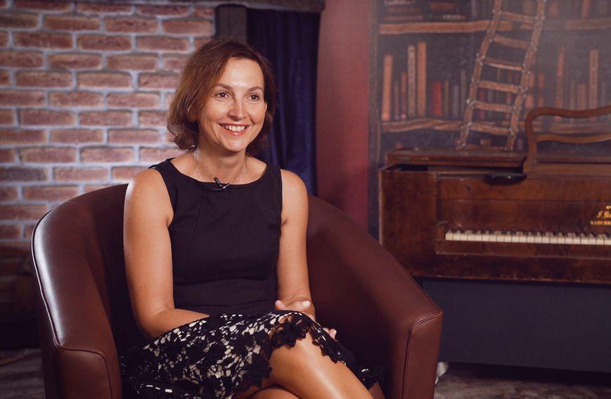 Kristina Kruhak - mentorica smjera strani jezici u Zadovoljna akademiji