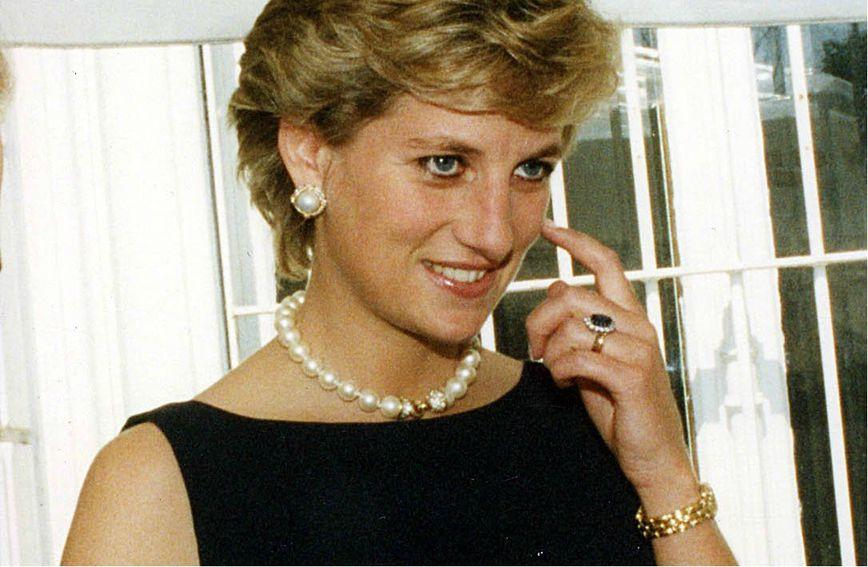 Princeza Diana 1995. godine, tri godine nakon što se razišla s princom Charlesom