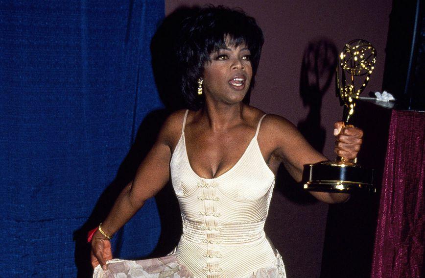 Oprah Winfrey na dodjeli nagrada Emmy 1994. godine