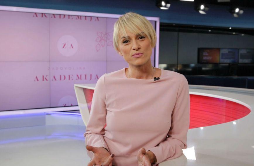 Ana-Marija Vuković, urednica sportske redakcije Nove TV