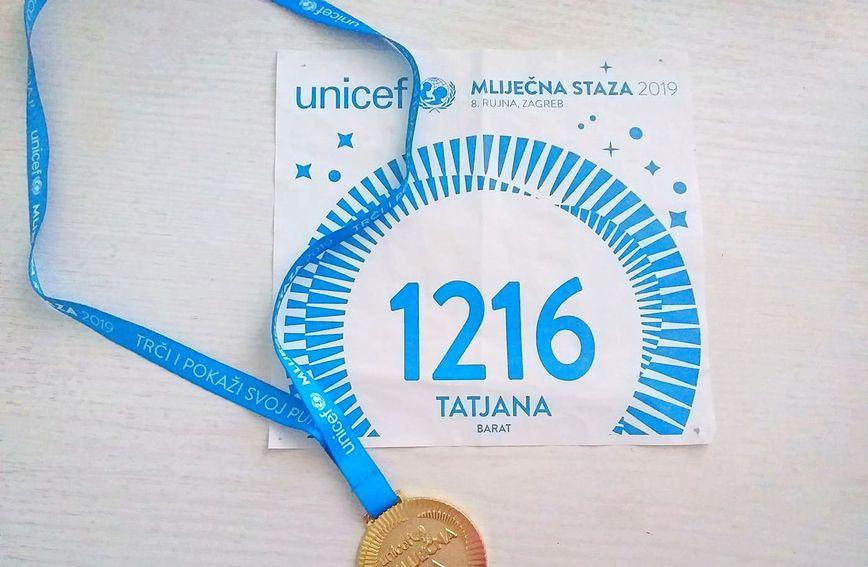 Sudjelovanje u UNICEF-ovoj utrci