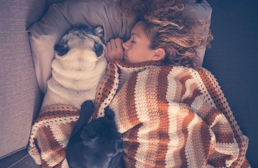 Spavanje tijekom dana dobro je za srce i mozak