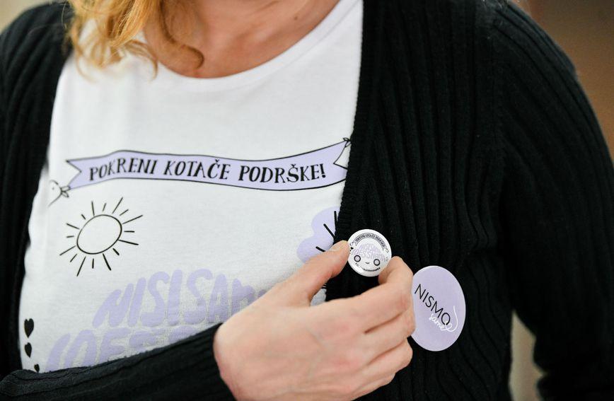 Udruga Nismo same organizira šetnju centrom Zagreba