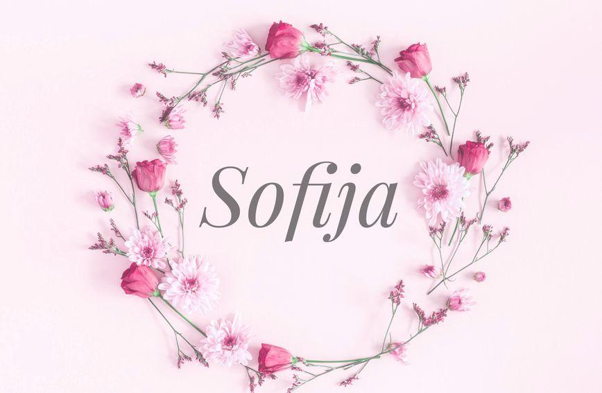 Sofije imendan slave 23. rujna
