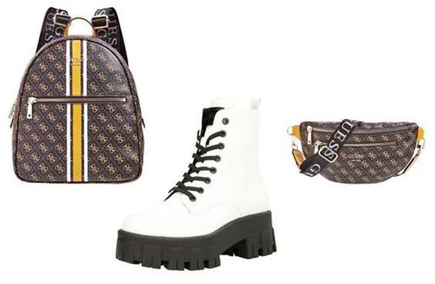 Guess modna kombinacija za aktivnu i ležernu jesen