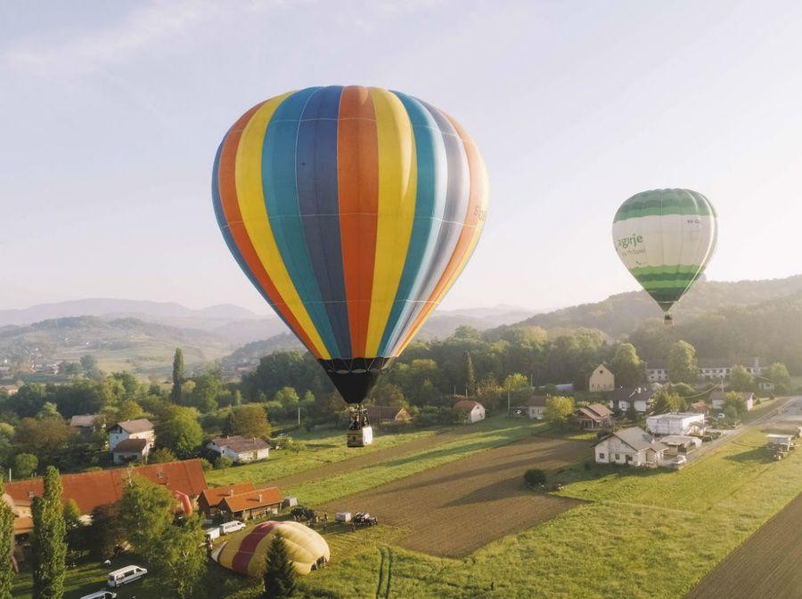 Croatian Hot Air Balloon Rally - 3