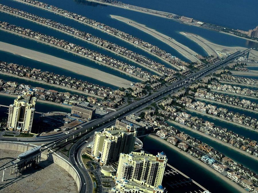Umjetni otok Palm Jumeirah