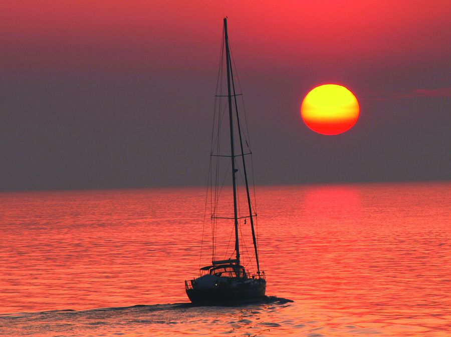 Zalasci sunca - 14