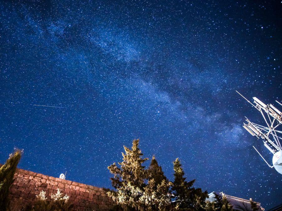 Kiša meteora - 1