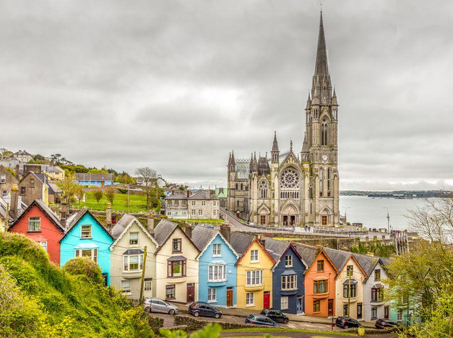 Cobh, Irska - 4