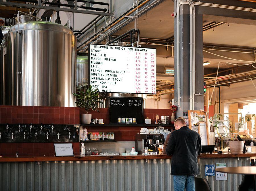 The Garden Brewery - 4