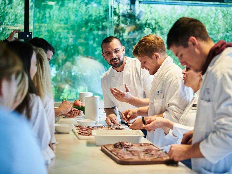 Aminess Gourmet Lab - 4