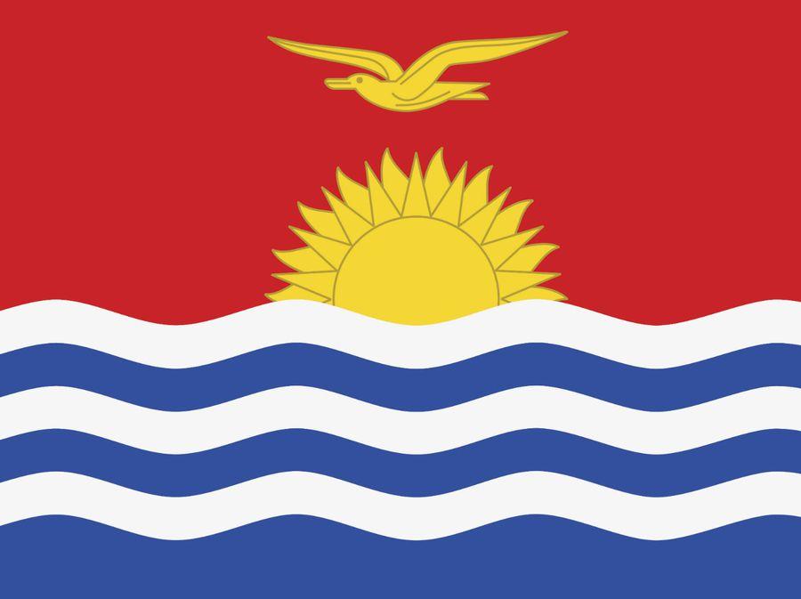 Zastava Kiribatija