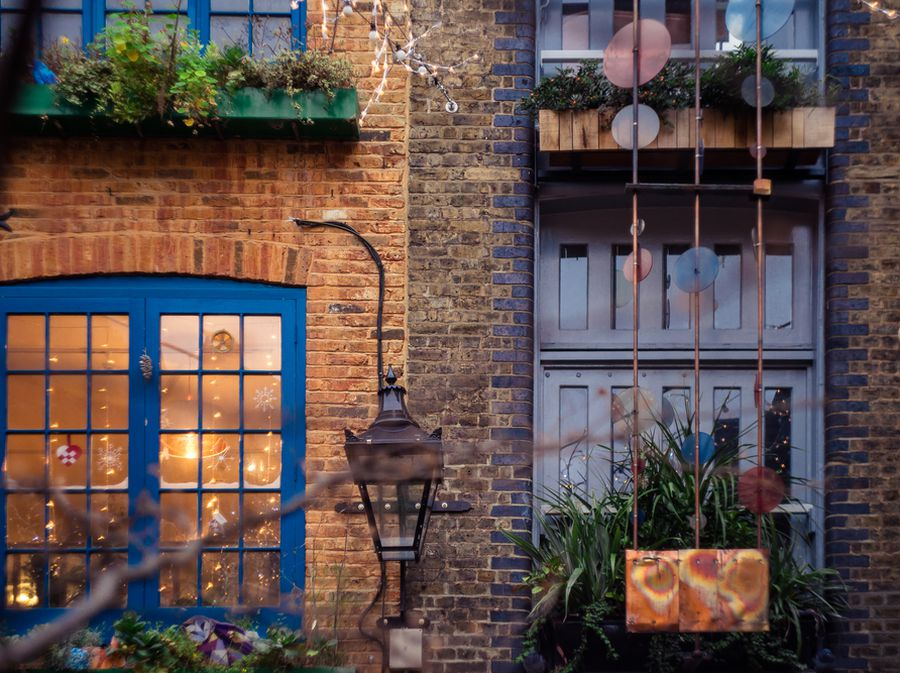 Neal\'s Yard, London - 3