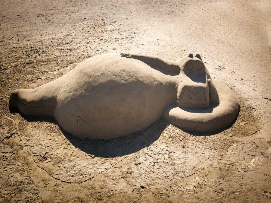 Festival skulpture u pijesku - 4
