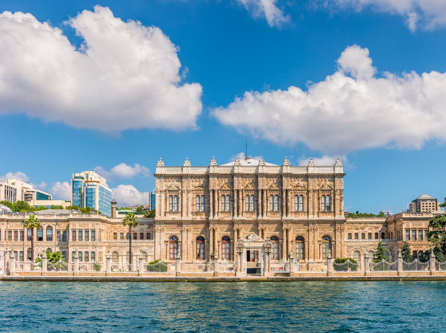Dolmabahce palača, Istanbul - 3