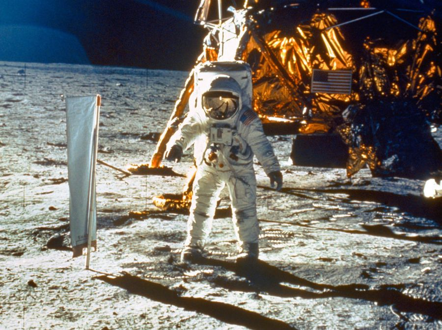 Neil Armstrong - 1