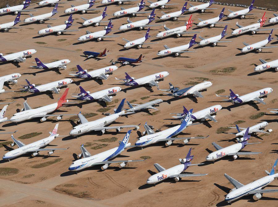 Groblje aviona - 4