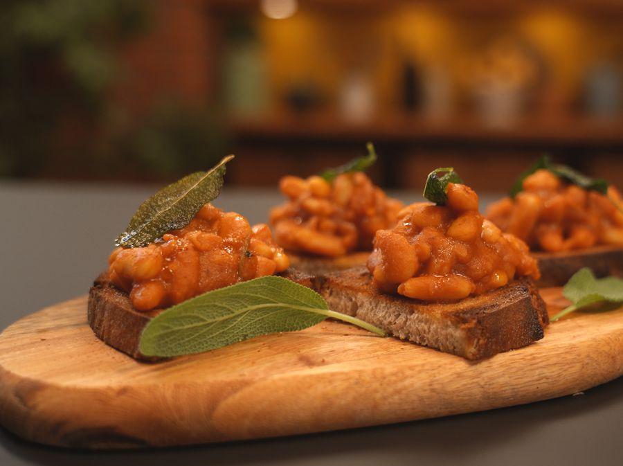 Master jela za 15 min: Fagioli all\'uccelletto - 19