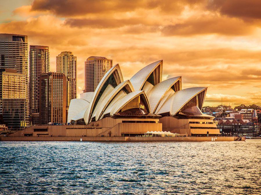 Zgrada opere u Sydneyju - 2
