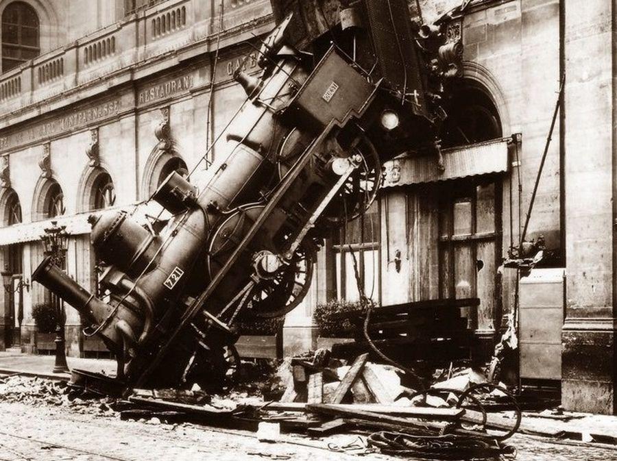 Pariška nesreća - 1