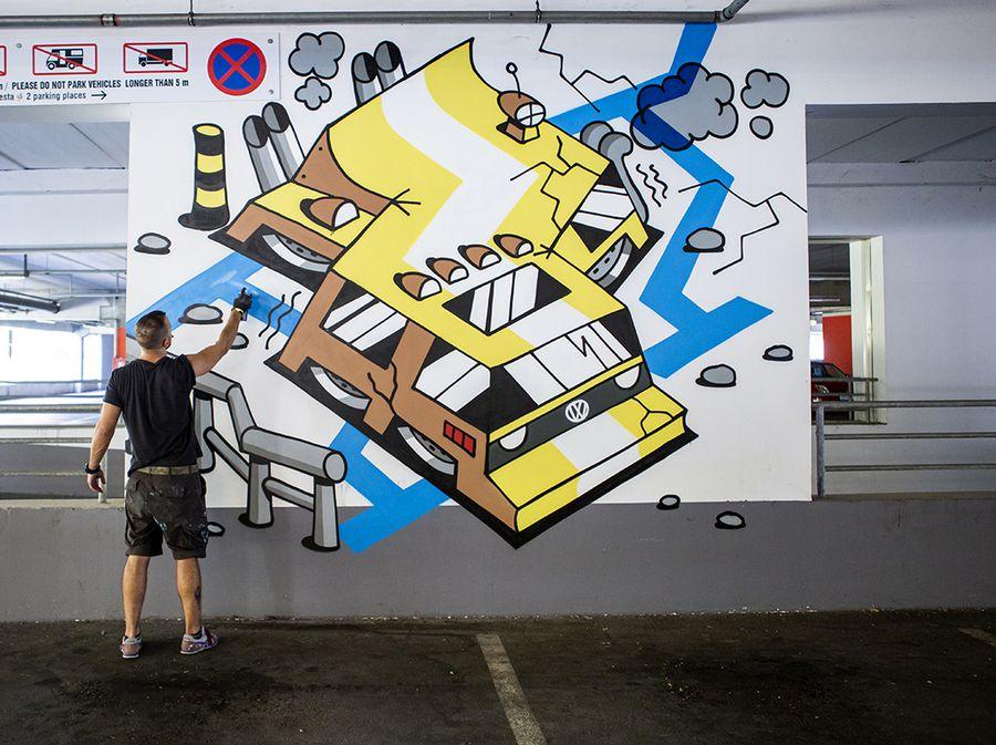 City Street Art - 5