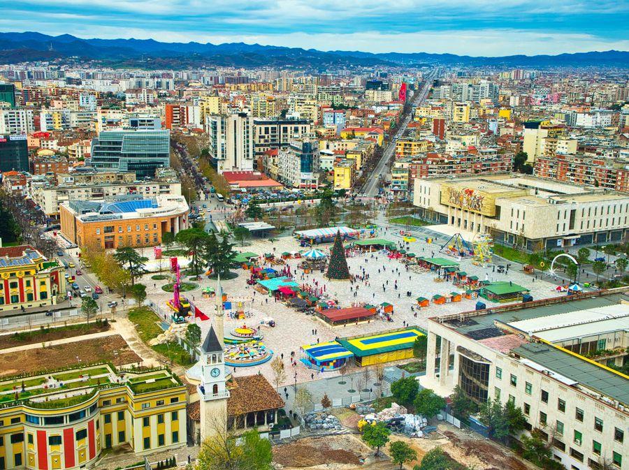 Tirana, Albanija