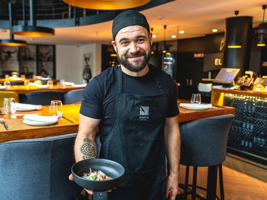 Darko Vlašić, chef mentor na projektu ''MasterChef to be''
