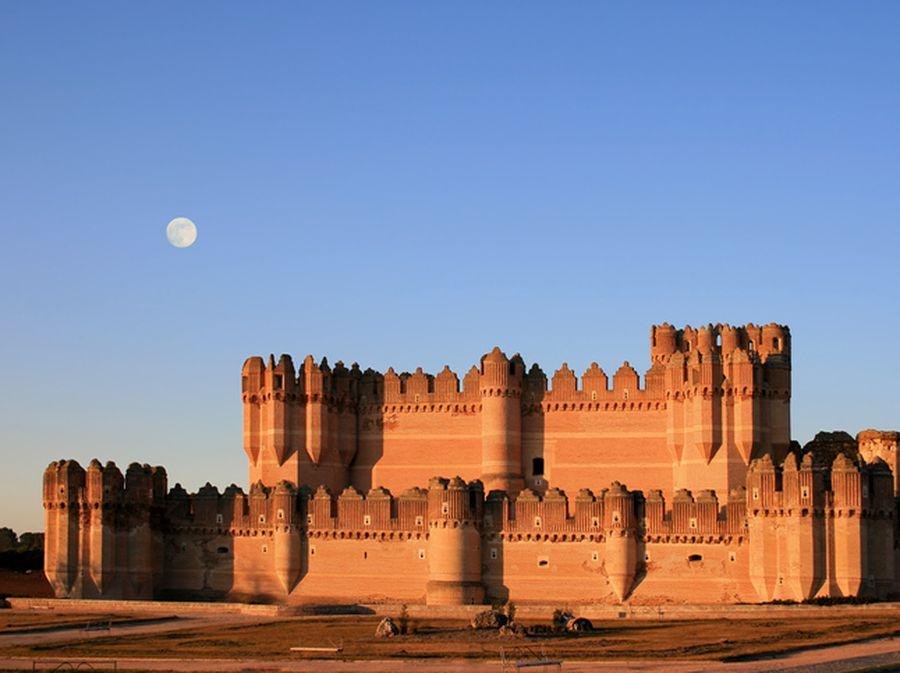 Castillo de Coca, Španjolska - 1