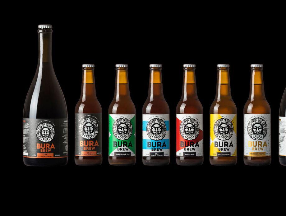 Bura Brew pivo - 3