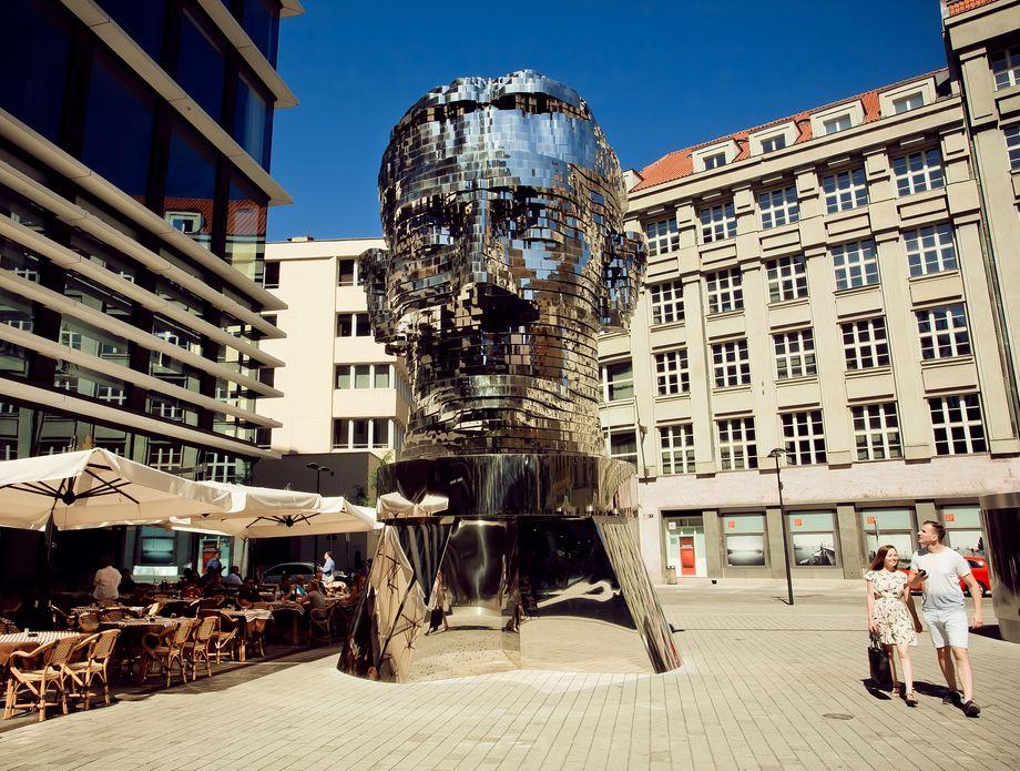 Skulpture u Pragu - 1