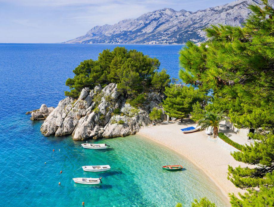 Hrvatska plaža