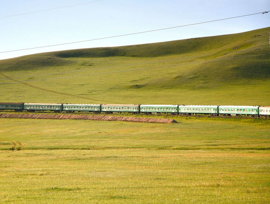 Transsibirska željeznica - 3