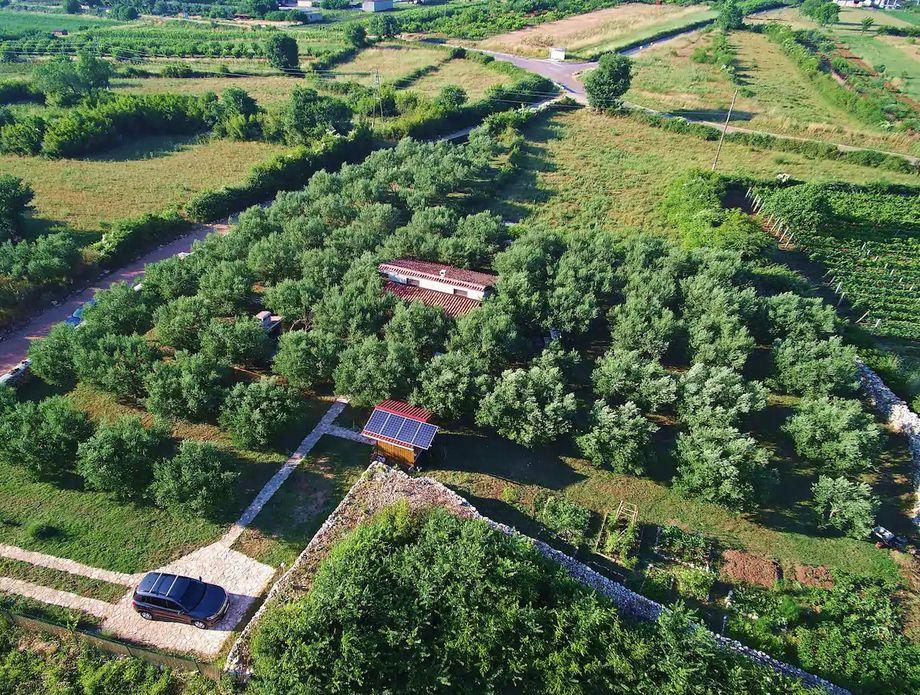 Mini villa Romance u blizini Zadra - 3