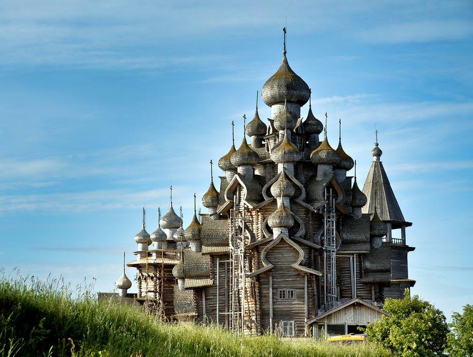 Kizhi, Rusija - 5