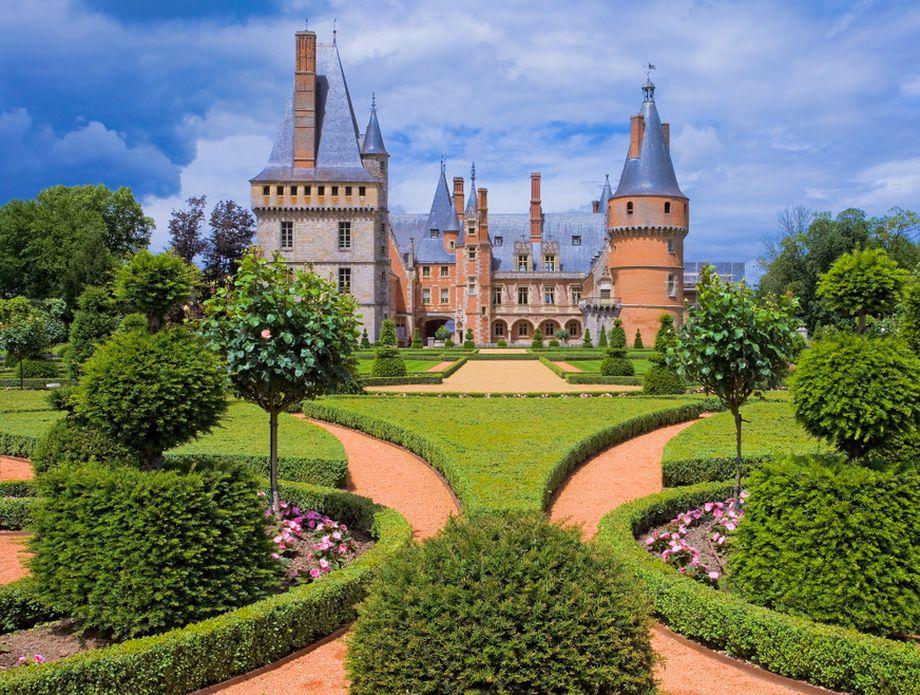 Dvorac Maintenon, Francuska - 1