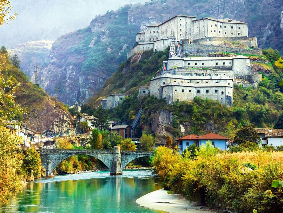Dolina Aosta - 2