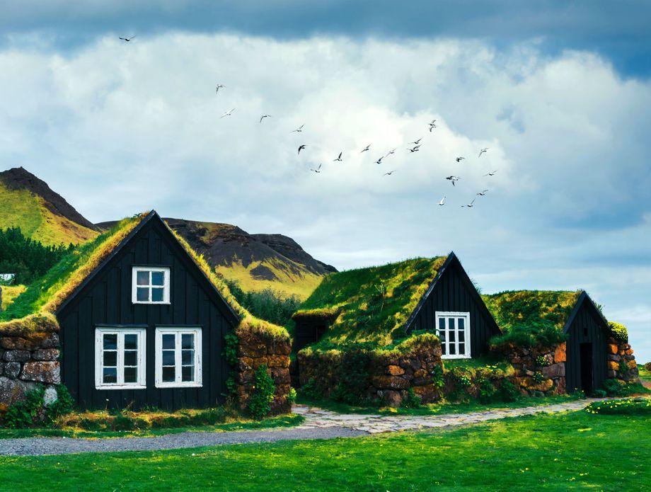 Zemljane kuće na Islandu - 4