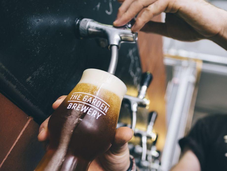 The Garden Brewery - 3