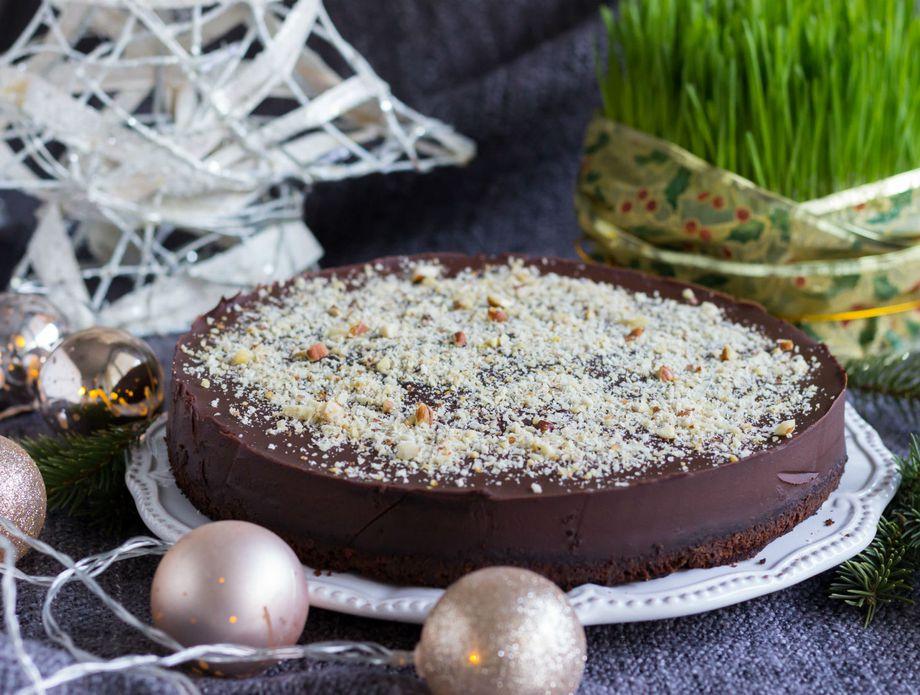 Torta od lješnjaka i čokolade