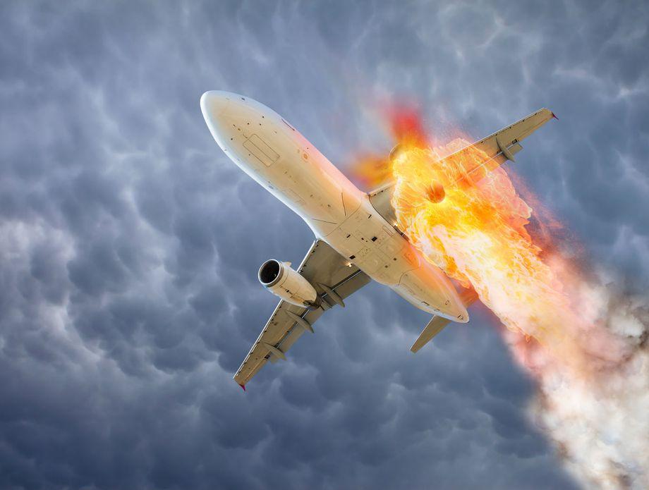 Strah od letenja