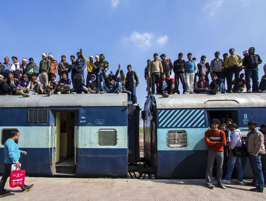 Indijski vlakovi - 5