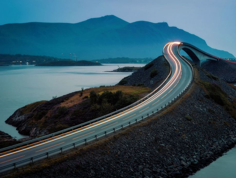 Atlanterhavsveien, Atlantska cesta, Norveška - 4