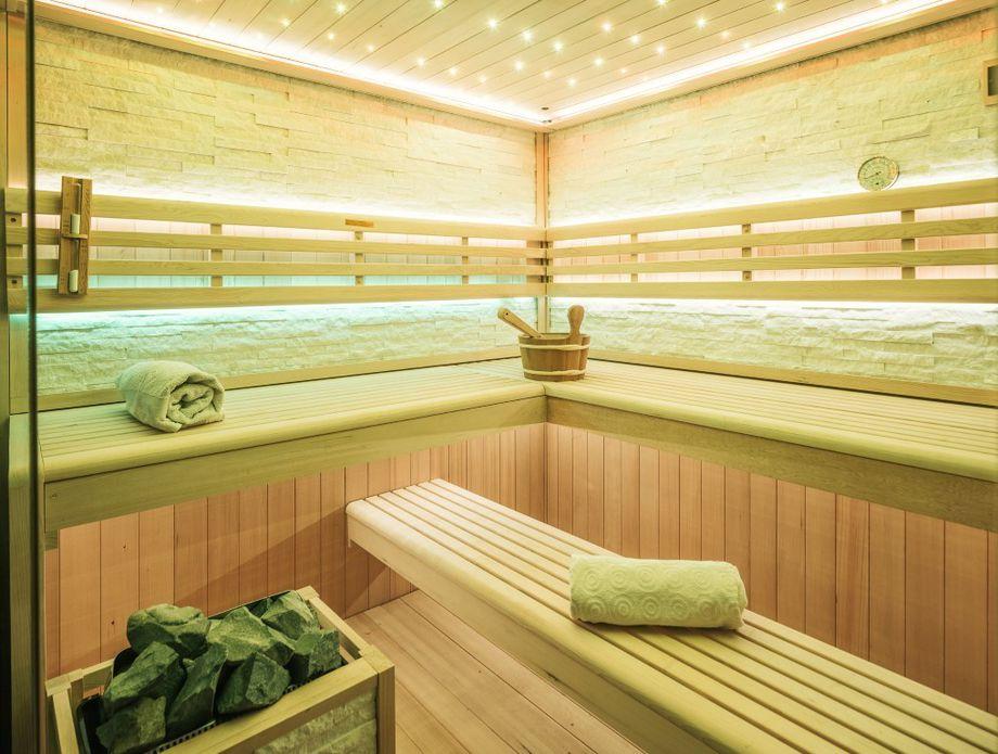 Drop In sauna - 9