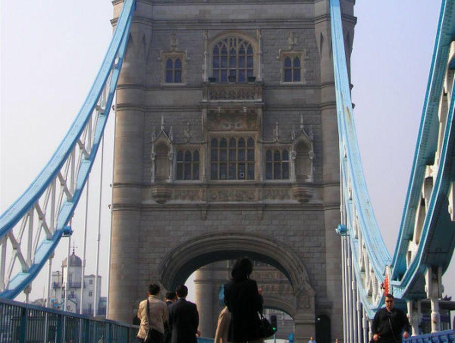 Tower bridge - 1