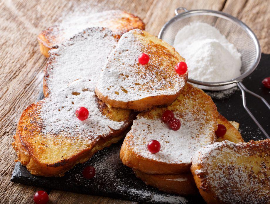 Slatki pohani kruh
