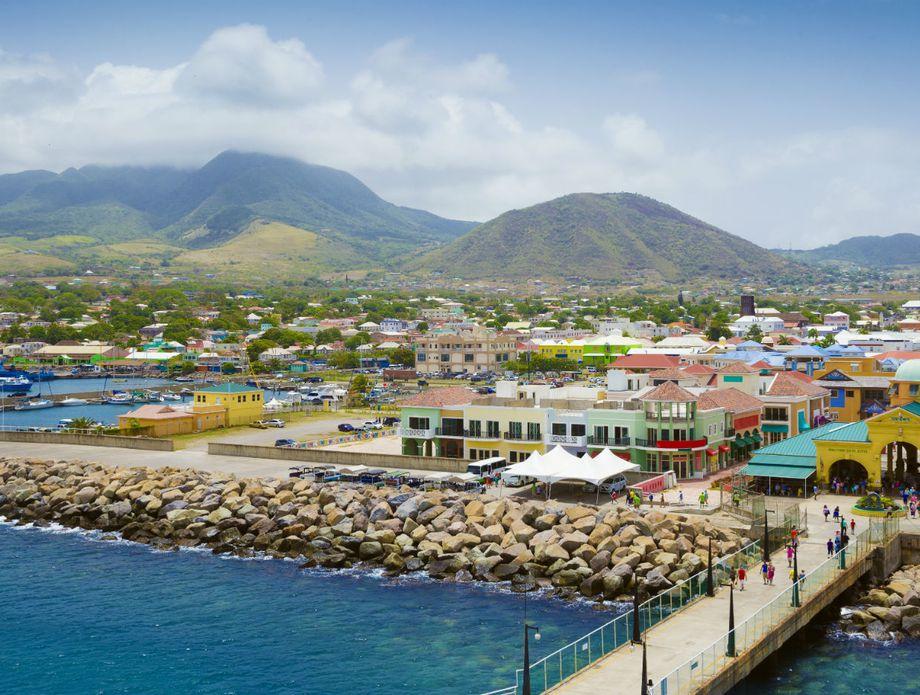 Sveti Kristofer i Nevis - 2