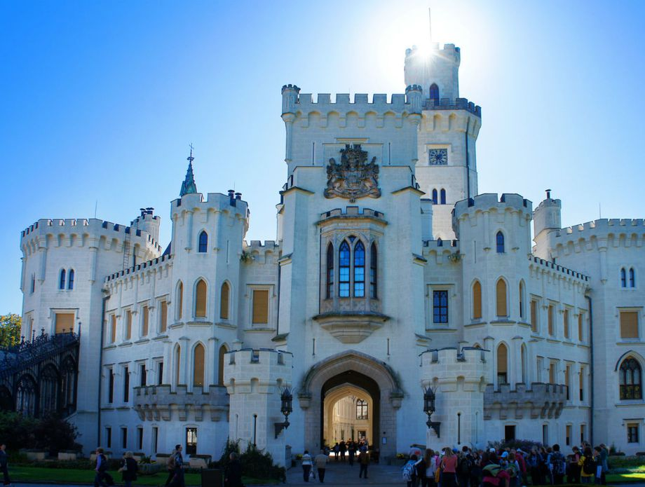 Dvorac Hluboka, Češka - 2
